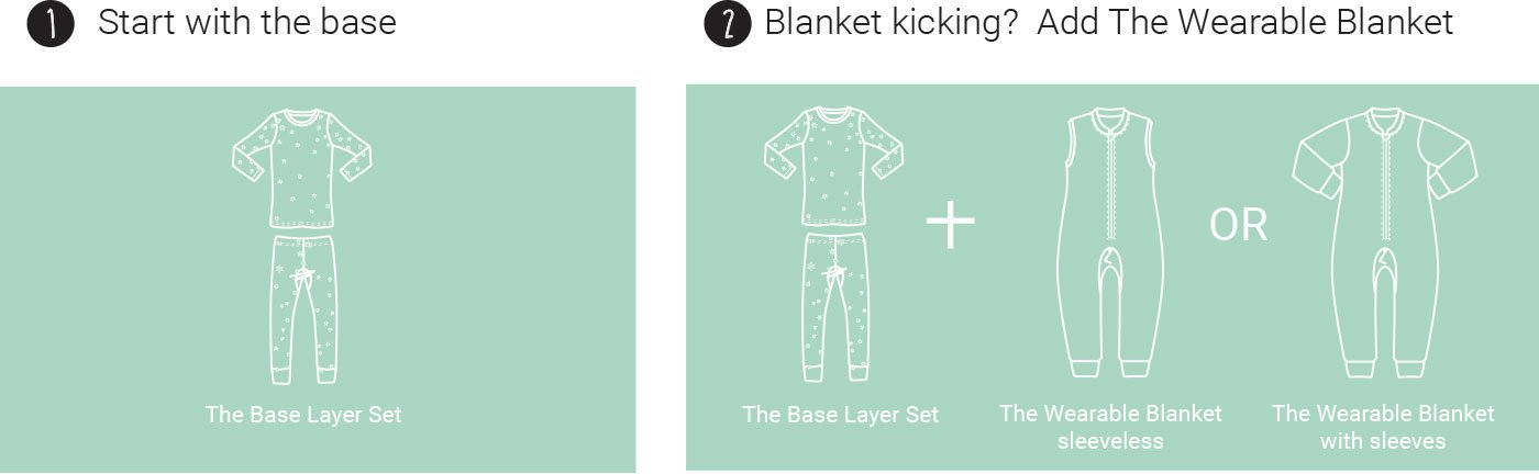 How To Layer, Hello Night Kids