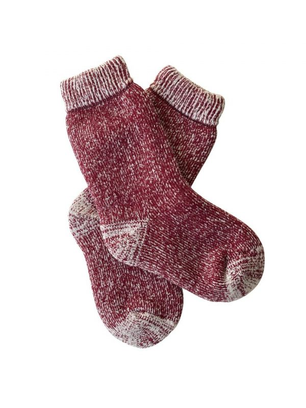 Sleep Socks Berry Marle